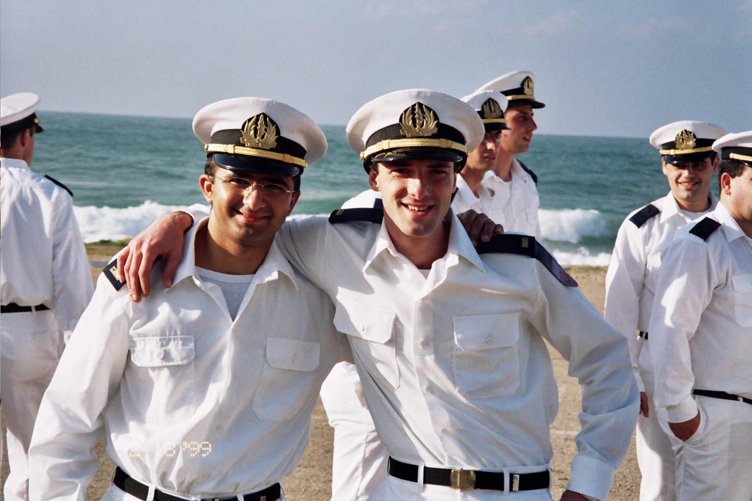 אלי שביט קצין חיל הים